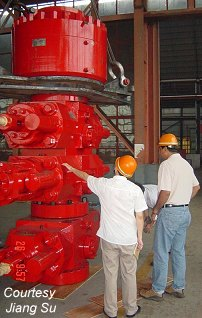 A Blowout Preventer