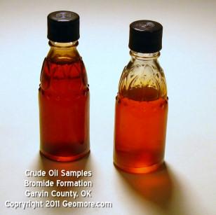 Crude Oil Samples