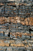 Layers In Sedimentary Rock
