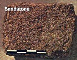 Sandstone Sample