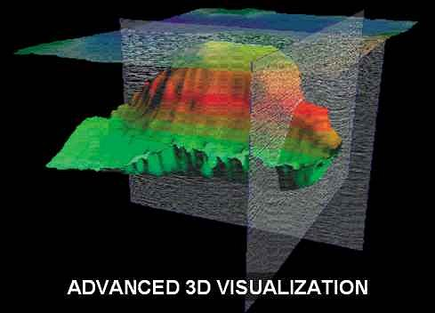 3D Seismic Visualization